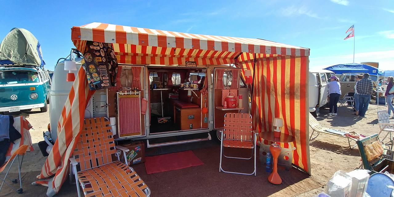 26850806_10213633816773944_2377099119159176568_o Faithful reproduction of the Westfalia style side-tents ... & Westfalia side tents \u2013 Starting at $1400 shipped. \u2013 Wanderbus